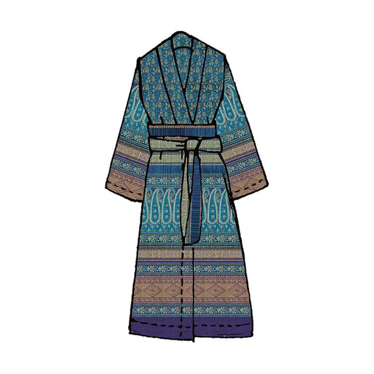 Ducale B1 kimono.