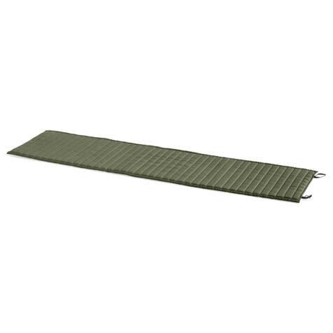 Hay Palissade dyna till solsäng 195x49 cm olivgrön