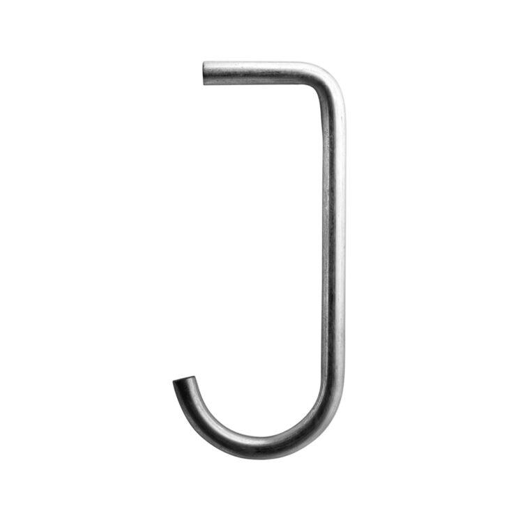 String String galvaniserad J-krok 5-pack