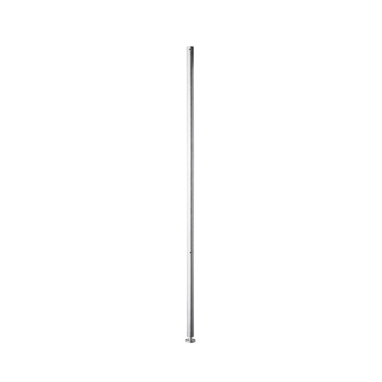 String galvaniserad stolpe 87 cm