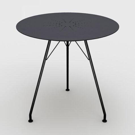 Circum cafébord i svart.